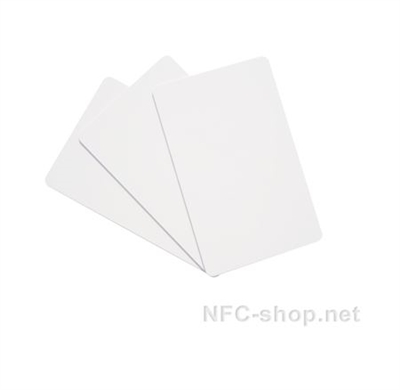 UHF & HF combo white card (10pcs)